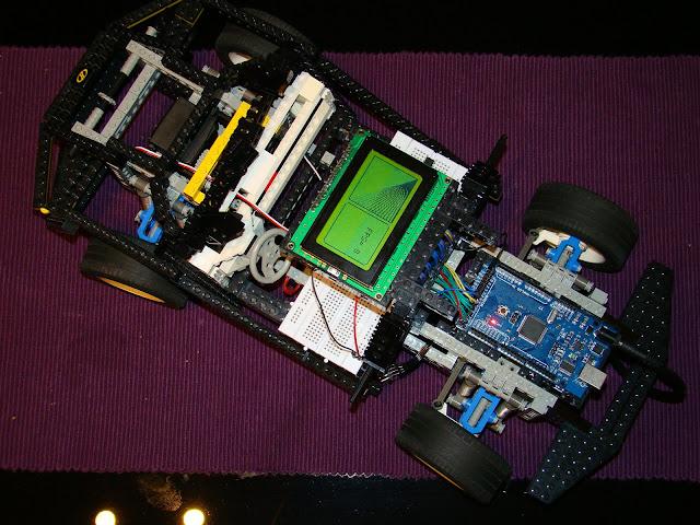 Arduino toy hacking