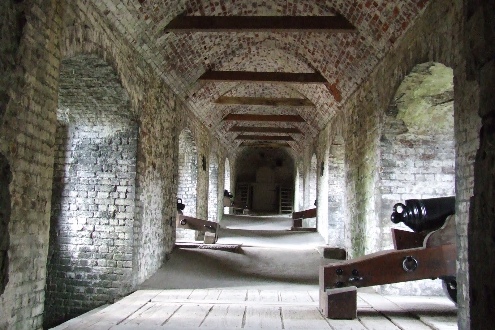 Subterranean History: Dover Castle Tunnels