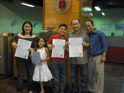 4 Months PR Visa Processing for the Cabahug Family!