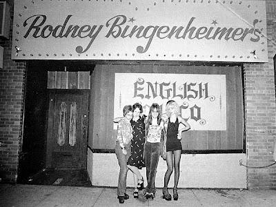 Hollywood Haiku Rodney Bingenheimer S English Disco