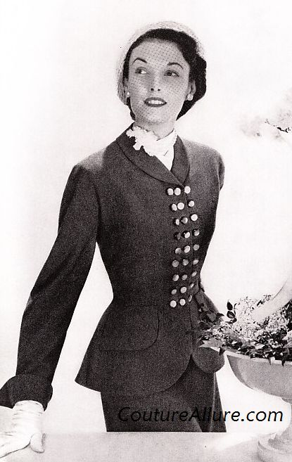 Vintage Ladies Suits 30