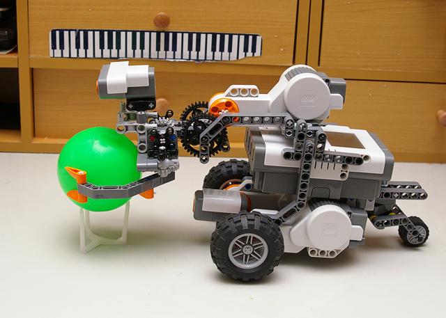 樂高 Lego 與 Arduino 機器人: 十月 2010