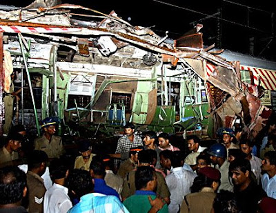 Mumbai train attacks in 2006