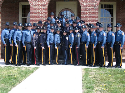 Salisbury News: Delaware State Police Recruit Graduation
