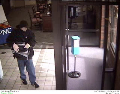 Salisbury News: WBI Press Release On PNC Bank Robbery