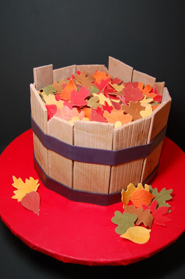 Cakes by June: Thanksgiving