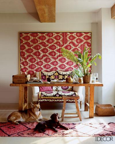 The Zhush: Style Resolution: Boho Chic