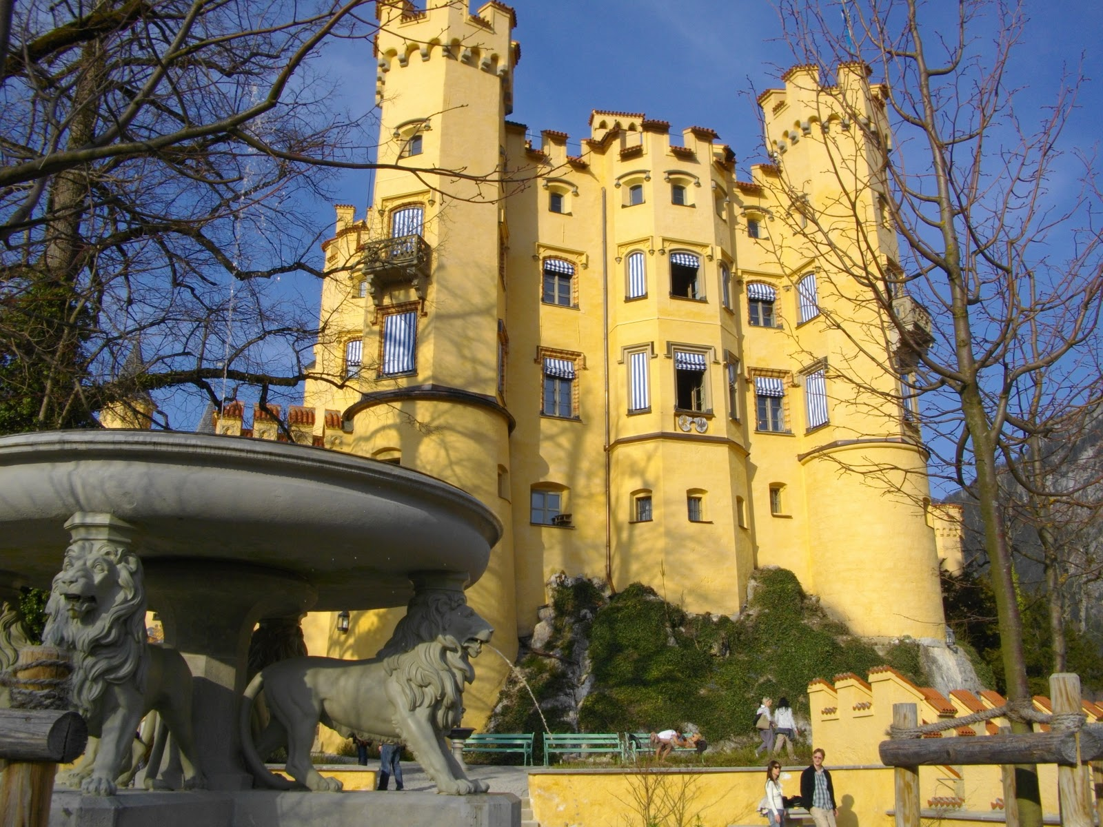 Blogger Blog Private Bavarian Castles Germany Life In Luxembourg