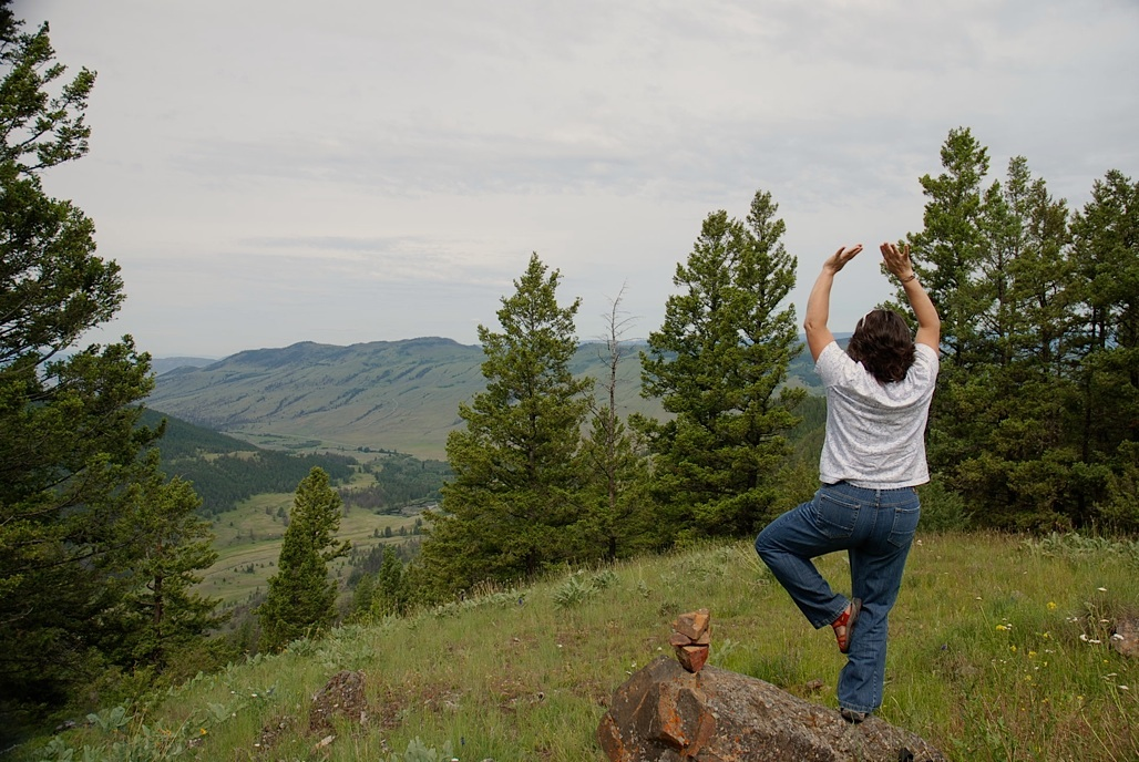 Notice Quiet Nature: Yoga For A World Out Of Balance