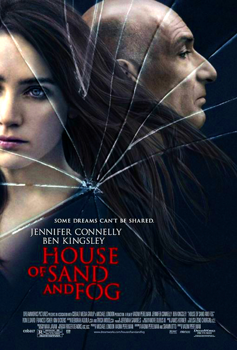 Jennifer connelly house of sand and fog