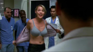 Grey's anatomy sex scene