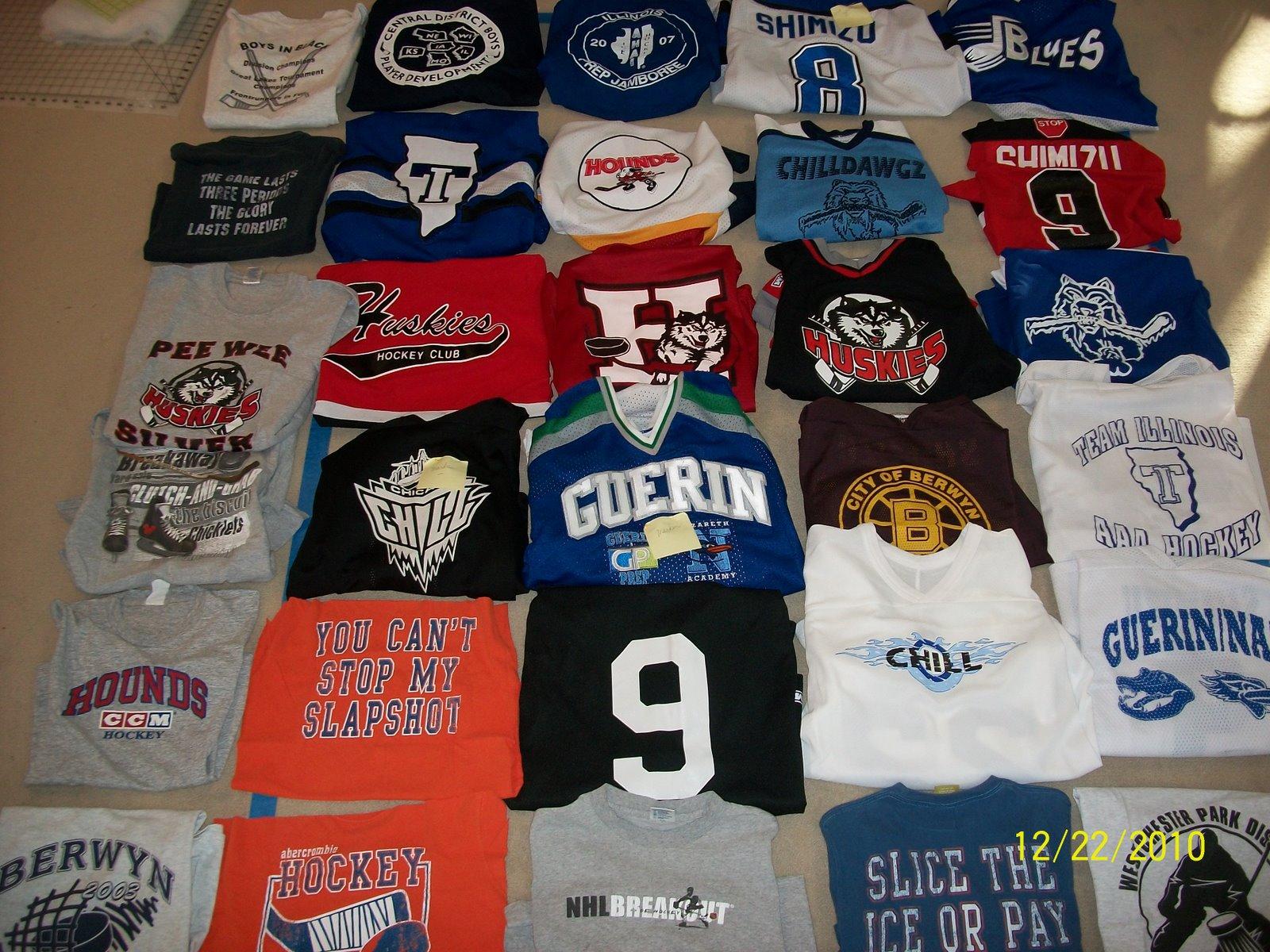 Quilting Studio Adventures: The Start of a T-Shirt/Jersey Quilt : jersey quilt - Adamdwight.com