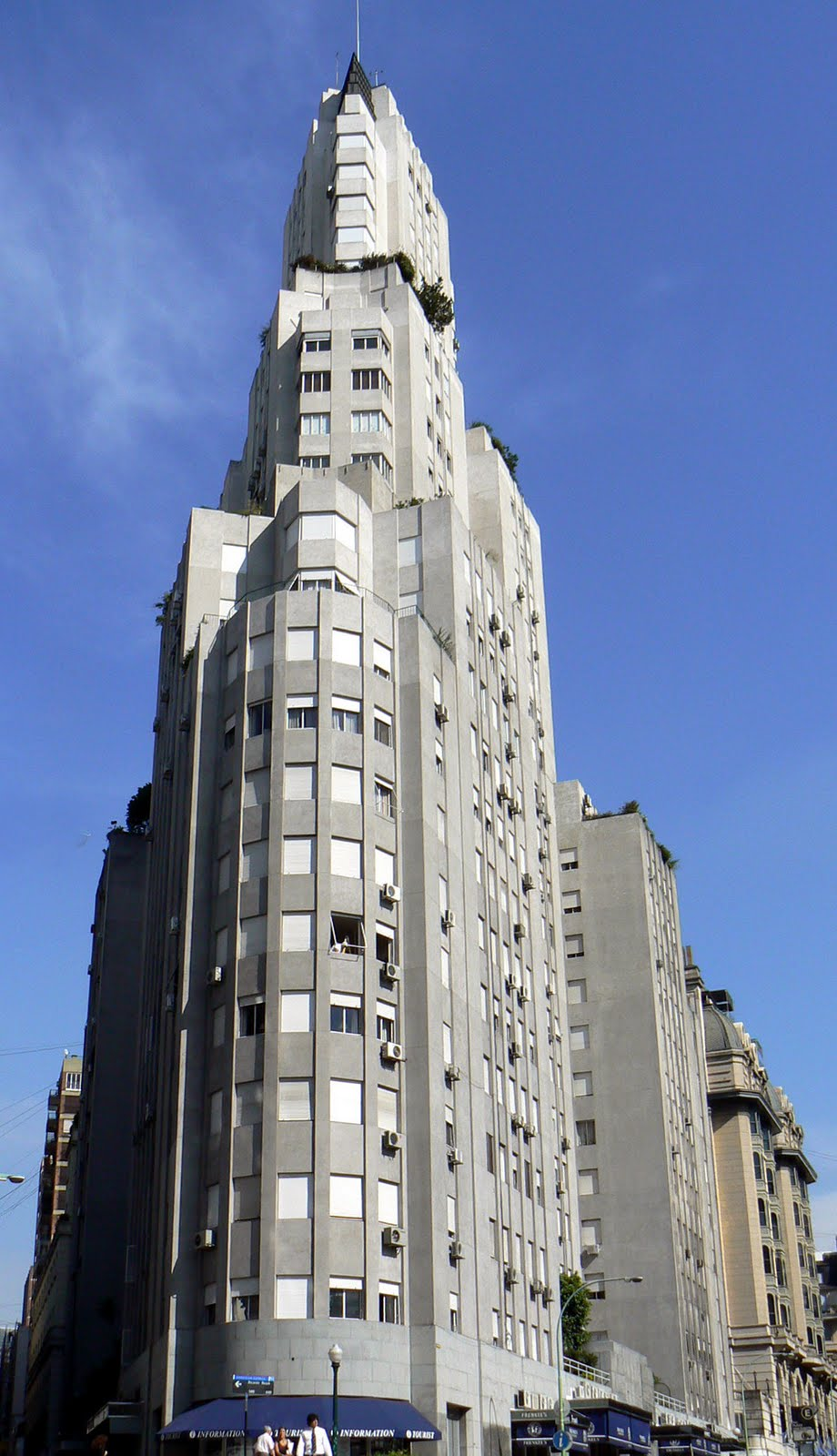 An englishman abroad art deco v art nouveau what 39 s the for Art deco hotel buenos aires
