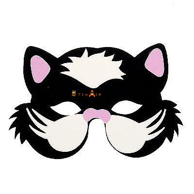 Blog Da Tia Ale Mascaras De Animais Bichos Eva Modelos E Moldes