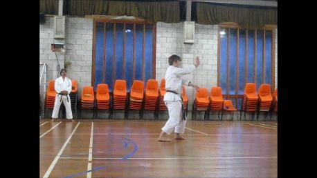 André Bertel's Karate-Do: Trip to Wellington