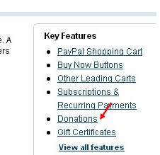 Add Paypal Donate button to your Site / Blog 3