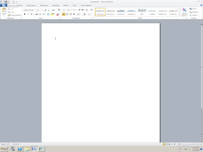 98 Word14.png - Microsoft Office 14 Alpha screenshots leak