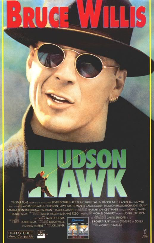 Valient's Vloggg: bad/awesome flixxx review: Hudson Hawk ...