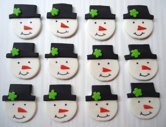 estas figuras de fondant se usan para decorar pasteles bollitos o galletas todos estos diseos los tom de kids cakes en etsycom