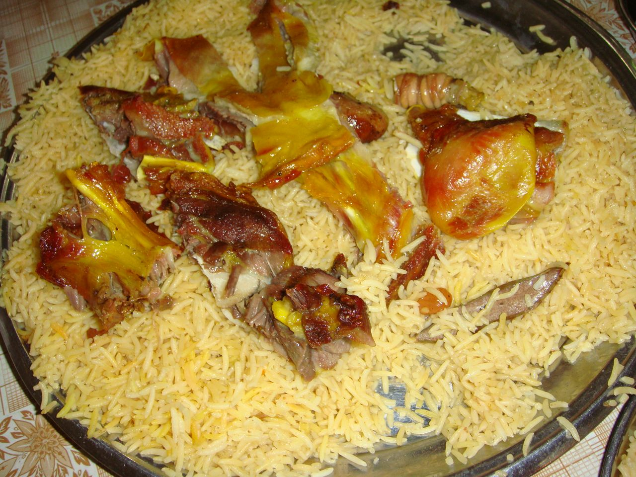 埃及の辻: イエメン料理