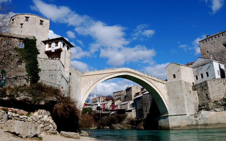 cc11f3127 Min reiseblogg - å reise er å leve: Mostar - en krig og en bro