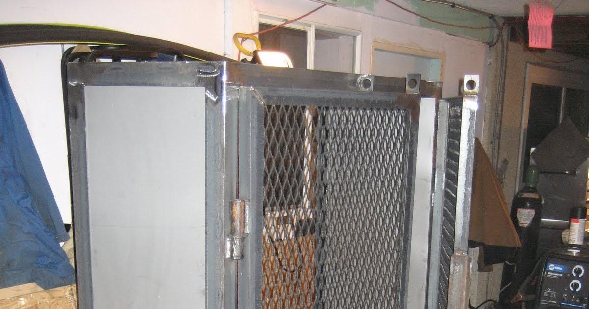 J1 Metal Fabrication Gun Cage