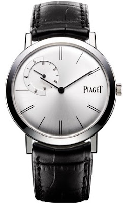 Montre extra-plate Piaget Altiplano 40mm - Référence G0A33112