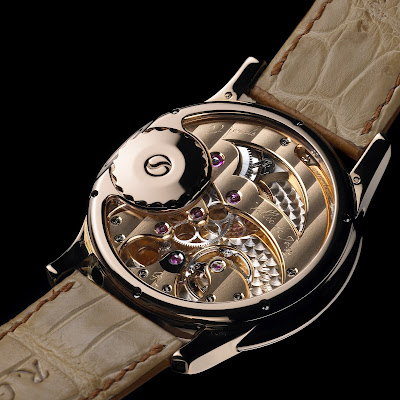 Calibre 2206 Hm Montre Romain Gauthier