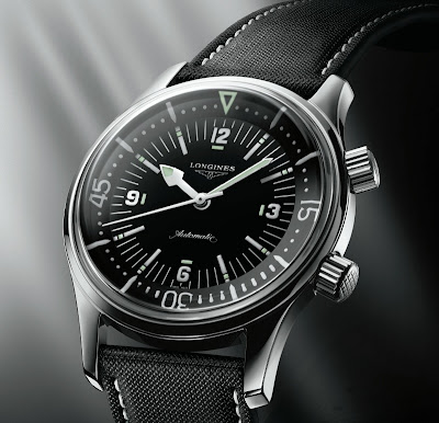 Montre Longines Legend Diver