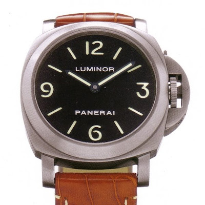 Montre Panerai Luminor Base PAM 00176