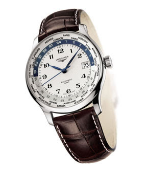 Montre Longines GMT