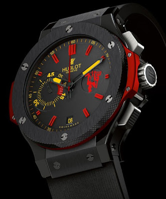 Montre Hublot Red Devil Bang