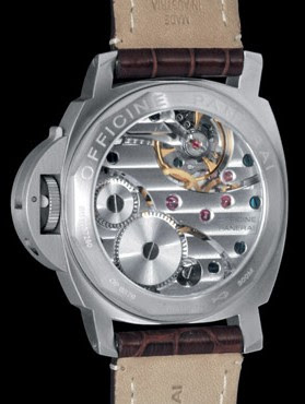 mouvement Unitas calibre Panerai OP XI - Montre Panerai Luminor Marina PAM00177