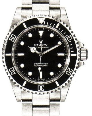 j 39 aime les montres la montre du jour rolex submariner 14060m sans date. Black Bedroom Furniture Sets. Home Design Ideas
