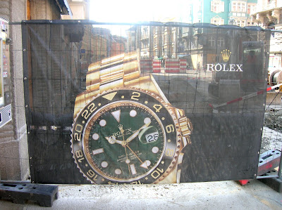 Pub Rolex Oyster Perpetual GMT-Master II