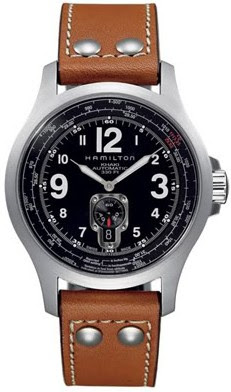 Montre Hamilton Khaki Aviation QNE