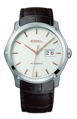 Montre Ebel Classic Hexagon Grande Date 41mm