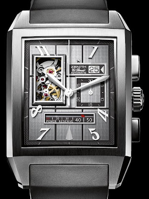 Montre Zenith Mega Port Royal Open Grande Date