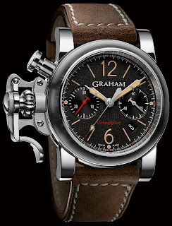Montre Graham Chronofighter Fortress référence 2CRBS.B10A