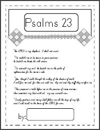 Psalm 100 kjv coloring pages ~ 1Homeschool: 10/1/09 - 11/1/09