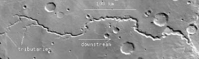 Mars Canyon