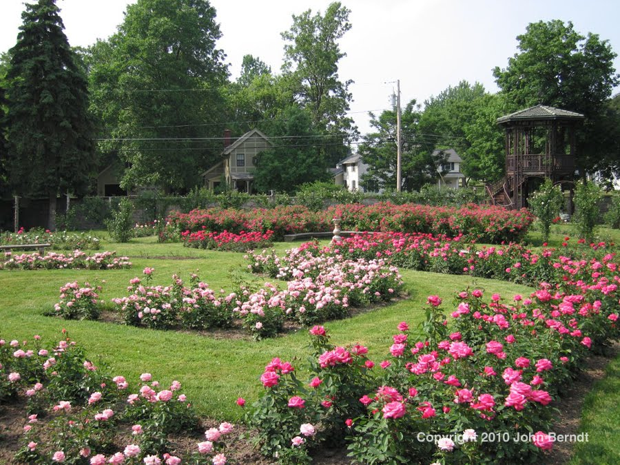 Rose Garden Mansion. Western NY Picture Blog: Canandaigua ...