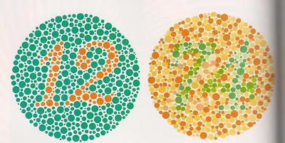 Resultado de imagem para daltônico
