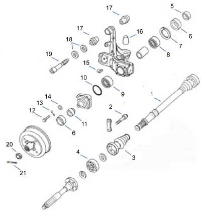Vw Irs Suspension Diagram as well  on 1968 vw beetle rear axle diagram