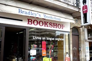 bradley's bookshop bordaux