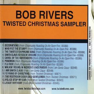 Bob Rivers Twisted Christmas.A Christmas Yuleblog Bob Rivers Twisted Christmas Sampler