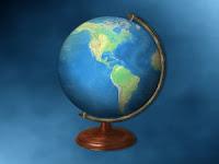 Globe and Maps Slide Styles