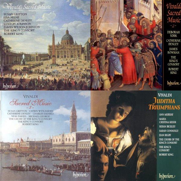 Antonio Vivaldi – Sacred Music | Alternate Branle de Champaigne