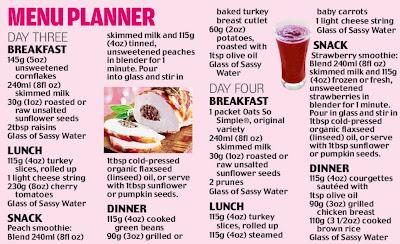 No solids diet plan image 6