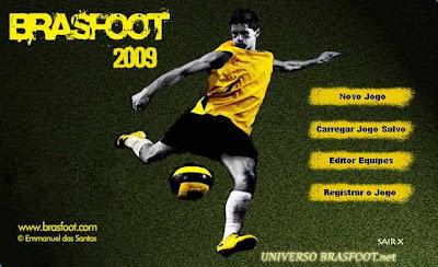 registro para brasfoot 2009